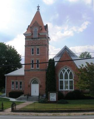 The Oak Grove Presbyterian Church