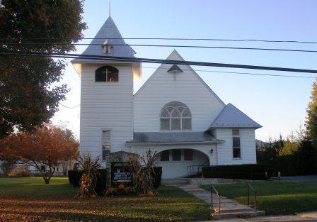 The Wesley United Methodist Church