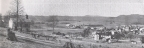 Panorama of Hillsboro from 1917