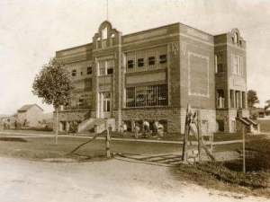 Hillsboro High School 1921