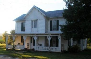 Asbury Smith~ Dice Smith~Freda Hollandsworth Home