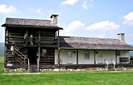 The Sydenstricker Home